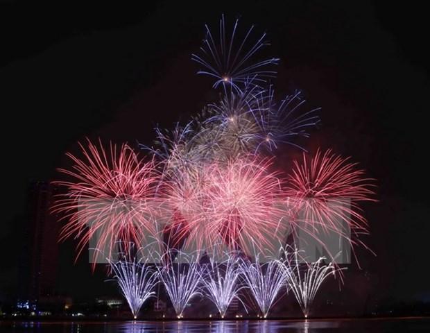 Vietnam acogera Festival internacional de fuegos artificiales 2017 hinh anh 1
