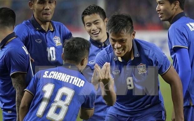Tailandia gana el quinto titulo de la Copa regional de futbol hinh anh 1