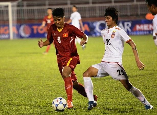 Inauguran torneo internacional de futbol sub-21 en Vietnam hinh anh 1