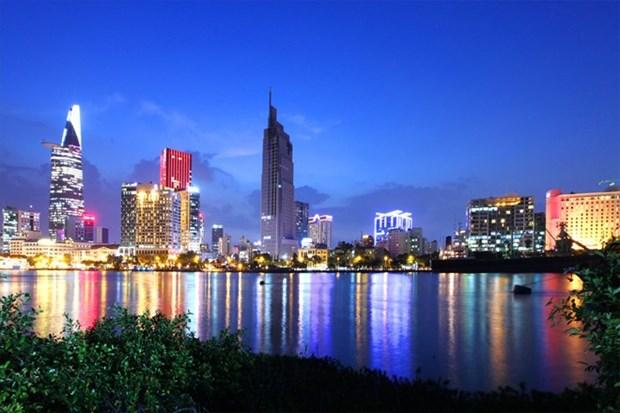 Ciudad Ho Chi Minh recibe mas de cinco millones 200 mil visitantes extranjeros este ano hinh anh 1