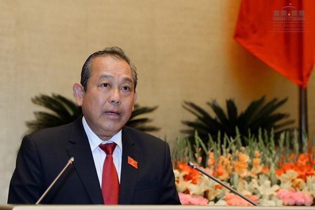 Vicepremier exhorta mas ayuda a habitantes en islas lejanas del pais hinh anh 1