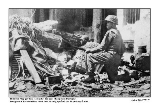 Resistencia nacional de 1946 y leccion para desarrollo de Vietnam de hoy hinh anh 1