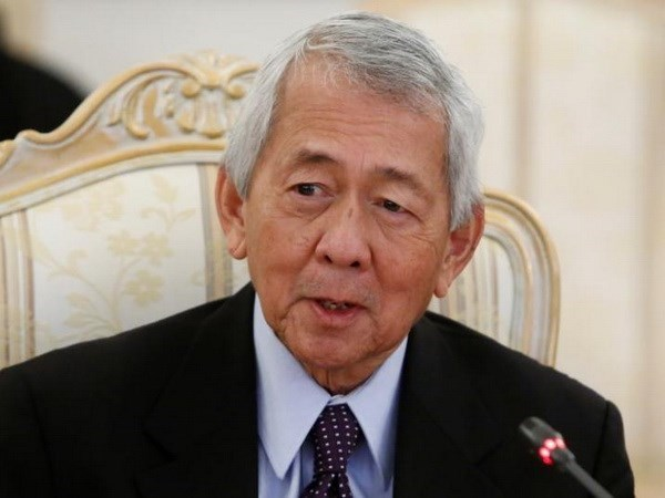 Filipinas no derivara del dictamen de Tribunal de La Haya sobre Mar del Este hinh anh 1