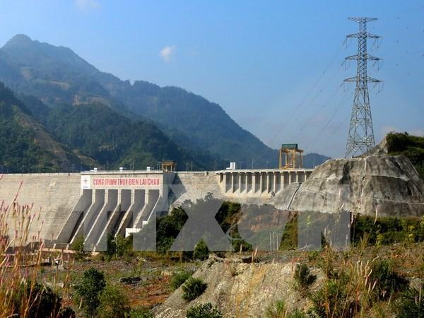 Inauguran hidrocentral Lai Chau, tercer mayor de su tipo en Vietnam hinh anh 2