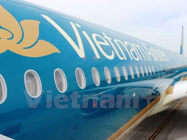 Destacado crecimiento de Vietnam Airlines en Francia hinh anh 1
