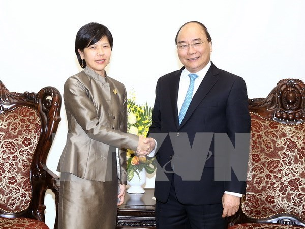 Premier vietnamita destaca gran oportunidad de fomentar cooperacion con Canada hinh anh 1