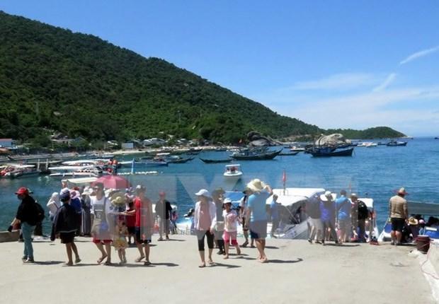 Provincia de Khanh Hoa, destino preferido de turistas extranjeros hinh anh 1