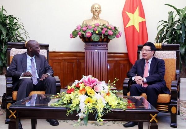 Banco Mundial se compromete a seguir apoyando a Vietnam hinh anh 1