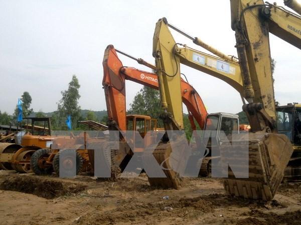 Gran inversion en construccion infraestructural en provincias centrales de Vietnam hinh anh 1