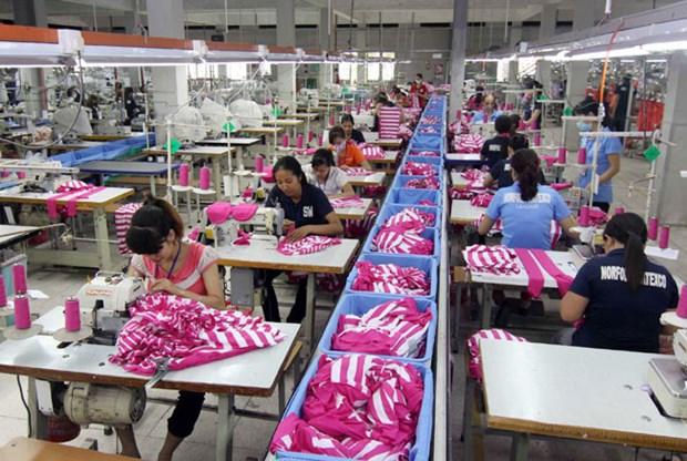 Inician construccion de fabrica de confecciones en provincia de Vietnam hinh anh 1