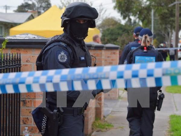 Refuerzan paises sudesteasiaticos y Australia seguridad en visperas de Navidad hinh anh 1