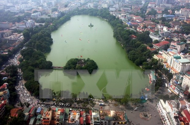 Hanoi impulsa promocion de imagenes en CNN hinh anh 1