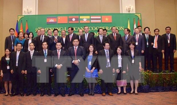 Cooperacion Mekong-Lancang se centra en gestion y uso de recursos hidricos hinh anh 1