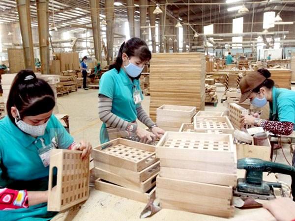 Vietnam exporta mas de siete mil millones de dolares en madera en 2016 hinh anh 1