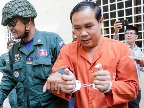 Corte de Apelaciones de Camboya mantiene sentencia contra opositor Um Sam An hinh anh 1