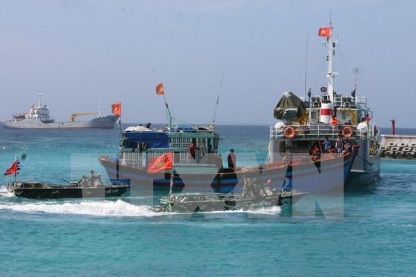 Concluyen cientificos rusos estudios sobre mar de Vietnam hinh anh 1