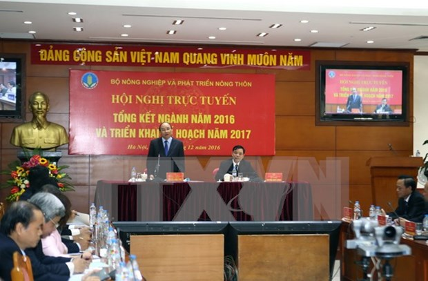 Premier: Agricultura constituye pilar de economia de Vietnam hinh anh 1