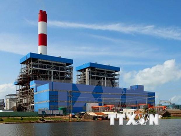 Planta termoelectrica vietnamita produce cerca de seis mil millones kWh hinh anh 1