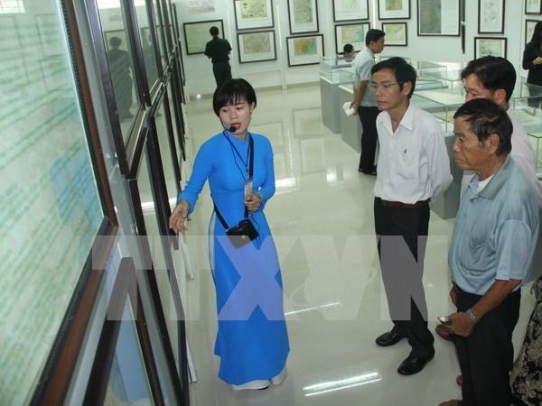 Efectuaran en el seno de Hanoi exhibicion fotografica sobre Truong Sa hinh anh 1