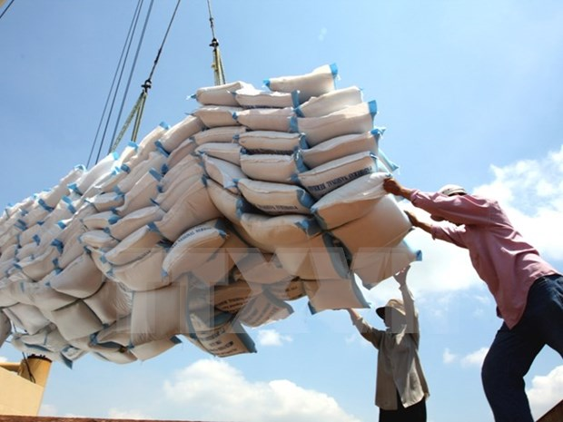 Laos incrementa exportaciones de arroz a China hinh anh 1