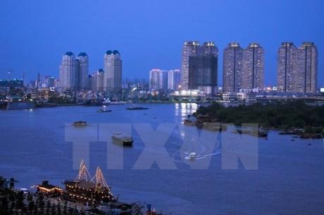 Asuntos exteriores-clave para crecimiento de Ciudad Ho Chi Minh hinh anh 1