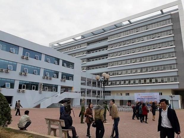 Inauguran hospital general de 500 camas en provincia vietnamita de Bac Kan hinh anh 1