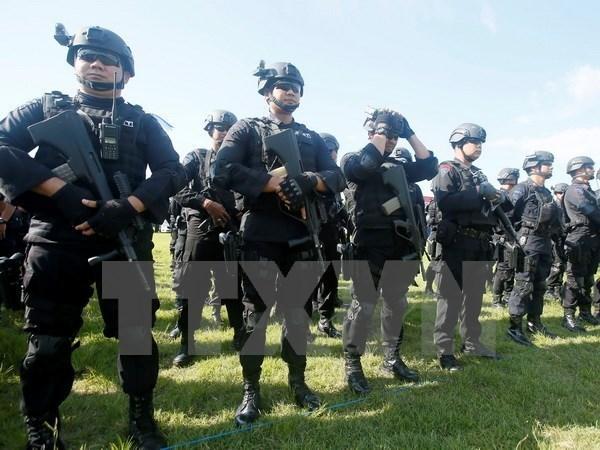 Indonesia intensifica seguridad en visperas del Ano Nuevo hinh anh 1