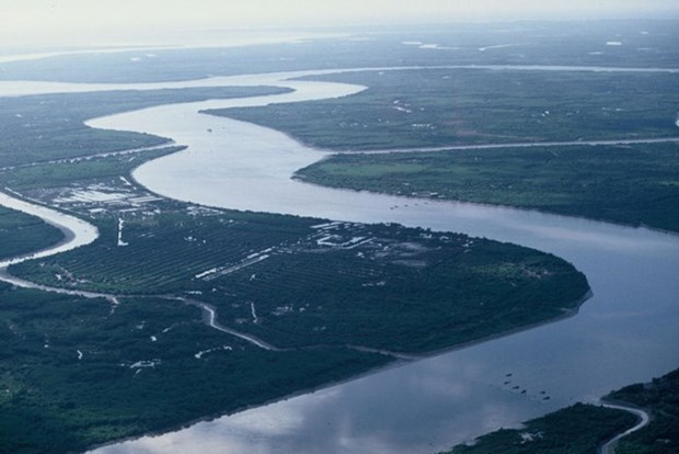 Comprometidos paises riberenos de Mekong en impulso de seguridad hinh anh 1