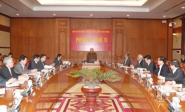 Lider partidista pide mayores esfuerzos en lucha contra corrupcion hinh anh 1