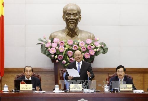 Premier vietnamita encomia 10 logros socioeconomicos del pais hinh anh 1