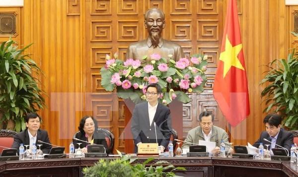 Piden mejorar calidad de atencion de salud para ancianos en Vietnam hinh anh 1