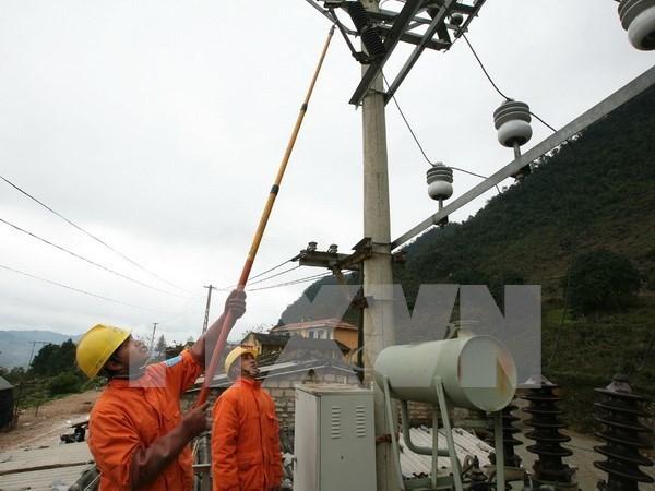 Conectan a provincia altiplanica de Vietnam a la red energetica nacional hinh anh 1