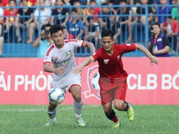 Yokohama triunfa en torneo internacional de futbol sub-21 en Vietnam hinh anh 1
