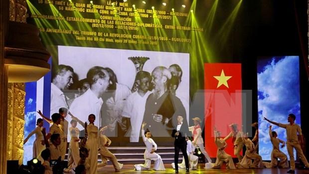 Conmemora en Ciudad Ho Chi Minh Dia Nacional de Cuba hinh anh 1