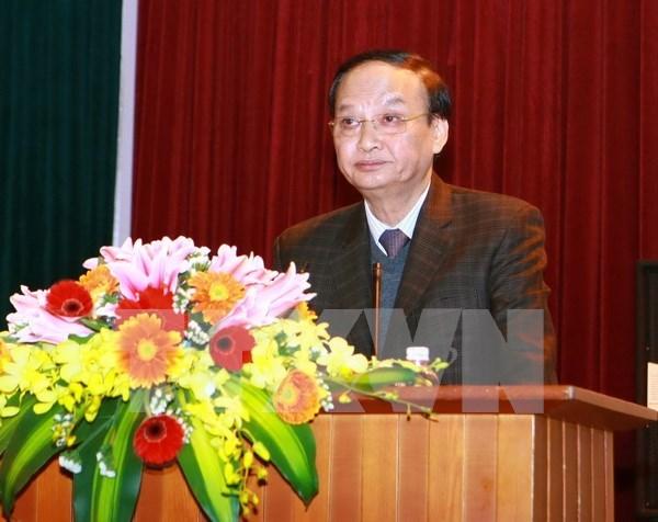 Japon concede Orden del Sol Naciente a funcionario vietnamita hinh anh 1