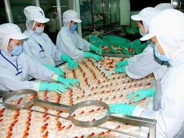 Vietnam fija meta para exportacion de productos acuaticos en 2017 hinh anh 1