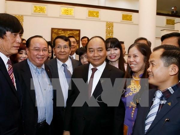 Premier exhorta a mejorar calidad de productos de consumo basico hinh anh 1