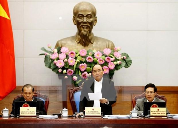 Premier insta a impulsar politica para el desarrollo sostenible de Vietnam hinh anh 1