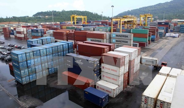 Puerto Da Nang recibio mas de siete millones de mercancias en 2016 hinh anh 1