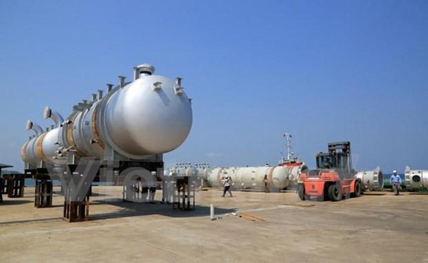 Doosan Vina logra exportar productos hechos en Vietnam a mas de 28 paises hinh anh 1