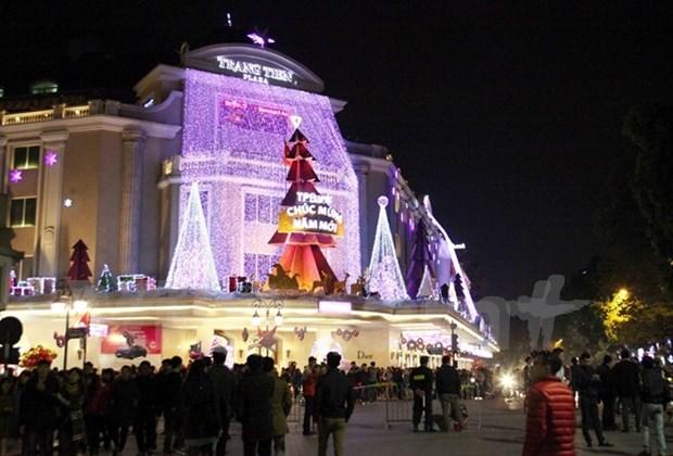 Vietnam cuenta atras para Ano Nuevo con paises en el mundo hinh anh 1