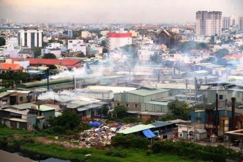 Ciudad Ho Chi Minh desplazara 10 mil plantas en zonas no planificadas hinh anh 1