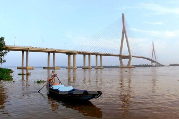 Ciudad de Can Tho aspira a ser centro socioeconomico del Delta del Mekong hinh anh 1