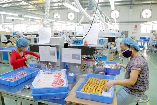 Zonas industriales en Ciudad Ho Chi Minh planean atraer 500 millones de dolares en 2017 hinh anh 1