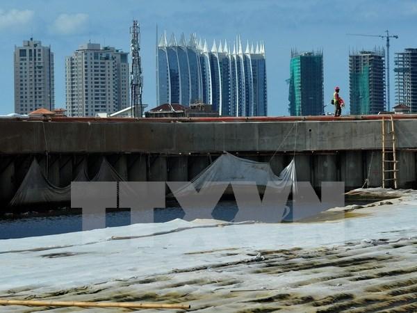 Yakarta esta hundiendose por uso insostenible de agua subterranea hinh anh 1