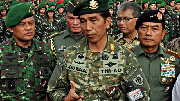 Indonesia suspende cooperacion militar con Australia hinh anh 1