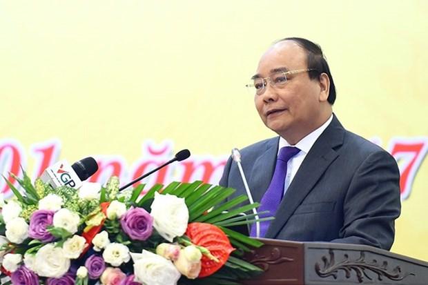 Premier vietnamita senala factores para desarrollo de ciencia y tecnologia hinh anh 1