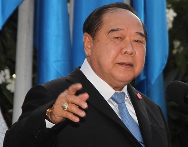 Elecciones generales de Tailandia se celebraran en 2017 hinh anh 1