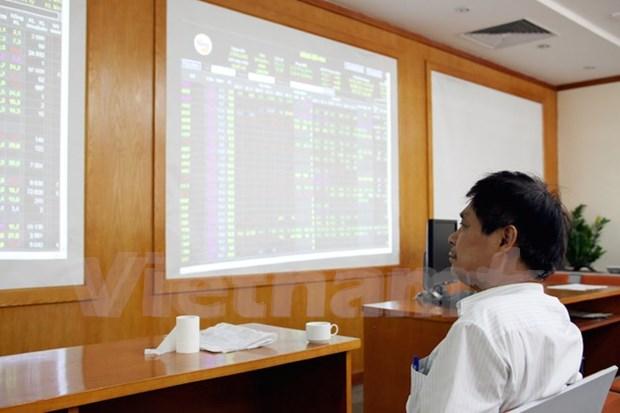Mercado bursatil de Vietnam registra avances notables hinh anh 1