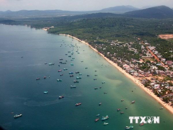 Phu Quoc aspira a convertirse en centro turistico internacional hinh anh 1